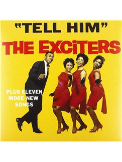 The Exciters: Tell Her (Tell Him) Digital Sheet Music | Lyrics & Chords (with Chord Boxes)