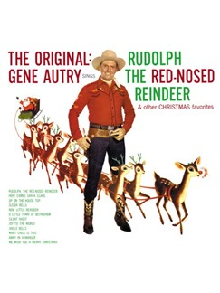 Gene Autry: Up On The House Top (Ho! Ho! Ho!) Digital Sheet Music | Piano, Vocal & Guitar (Right-Hand Melody)
