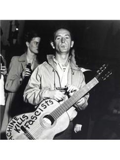 Woody Guthrie: Way Over Yonder In The Minor Key Digital Sheet Music | Ukulele
