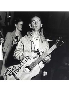 Woody Guthrie: This Train Is Bound For Glory Digital Sheet Music | Ukulele