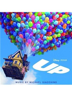 Michael Giacchino: Up With End Credits Digital Sheet Music | Easy Piano