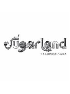 Sugarland: Stuck Like Glue Digital Sheet Music   Easy Guitar