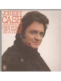 Johnny Cash: One Piece At A Time Digital Sheet Music | Ukulele