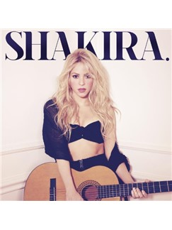 Shakira: Cut Me Deep Digital Sheet Music | Piano, Vocal & Guitar (Right-Hand Melody)
