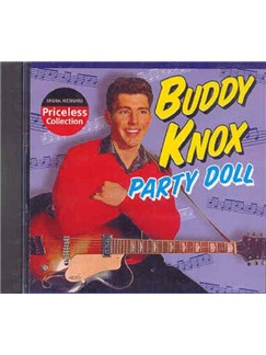 Buddy Knox: Party Doll Digitale Noten | Leicht Gitarre