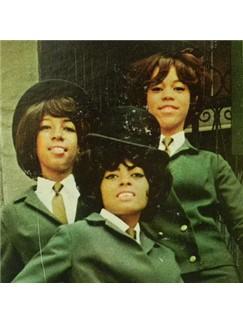 The Supremes: Baby Love Digital Sheet Music | Keyboard Transcription
