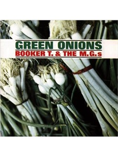 Booker T. & The MG's: Green Onions Digital Sheet Music | Keyboard Transcription
