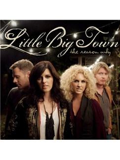 Little Big Town: Little White Church Digitale Noten   Klavier, Gesang & Gitarre (rechte Hand Melodie)