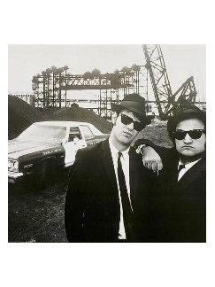 The Blues Brothers: Sweet Home Chicago (arr. Roger Emerson) Digitale Noten | 3-Part Mixed