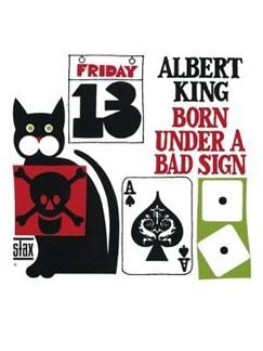 Albert King: Born Under A Bad Sign Digital Sheet Music | Guitar Tab Play-Along