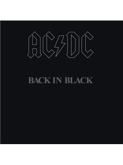 AC/DC: Back In Black Digital Sheet Music | Piano