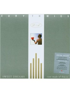 Eurythmics: Sweet Dreams (Are Made Of This) Digital Sheet Music | Keyboard Transcription