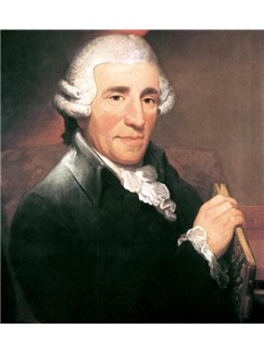 Franz Joseph Haydn: The Surprise Symphony Digital Sheet Music | Easy Piano