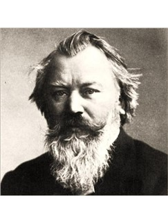 Johannes Brahms: Lullaby (Cradle Song) Digital Sheet Music | Easy Piano