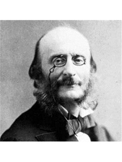 Jacques Offenbach: Can Can Digital Sheet Music | Easy Piano