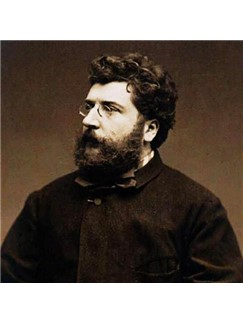Georges Bizet: Habanera Digital Sheet Music | Easy Piano