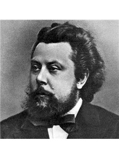 Modest Mussorgsky: Theme-Pictures At An Exhibition Digital Sheet Music | Easy Piano