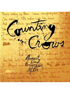 Counting Crows: Mr. Jones Digital Sheet Music | Guitar Lead Sheet