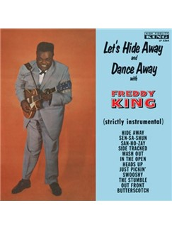 Freddie King: Hide Away Digital Sheet Music | Guitar Lead Sheet
