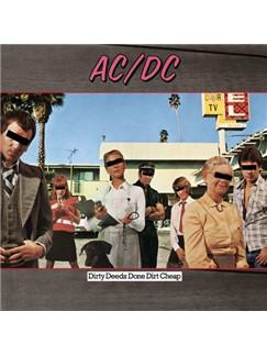 AC/DC: Dirty Deeds Done Dirt Cheap Digital Sheet Music | Guitar Lead Sheet