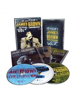 James Brown: I Got The Feelin' Digital Sheet Music | Drums Transcription