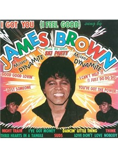 James Brown: I Got You (I Feel Good) Digital Sheet Music | Drums Transcription