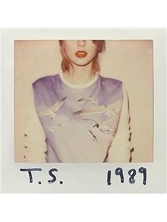 Taylor Swift: Clean Digital Sheet Music | Piano (Big Notes)