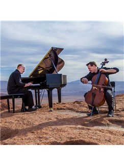 The Piano Guys: Because Of You Digital Sheet Music | Cello and Piano