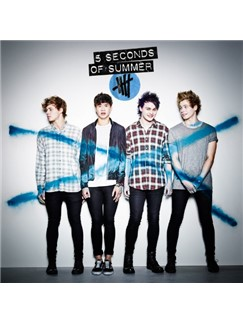 5 Seconds of Summer: 18 Digital Sheet Music | Piano, Vocal & Guitar (Right-Hand Melody)