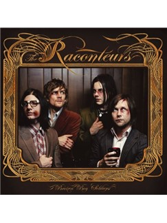 The Raconteurs: Steady, As She Goes Digital Sheet Music | Easy Guitar