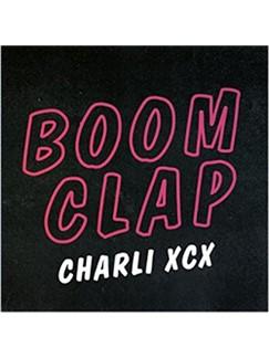 Charli XCX: Boom Clap (arr. Mac Huff) Digital Sheet Music | SATB