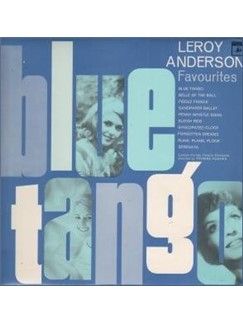 Leroy Anderson: Blue Tango Digital Sheet Music | Accordion