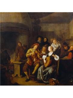 Traditional: Good Christian Friends, Rejoice (arr. Philip Kern) Digital Sheet Music | SATB