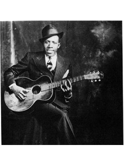Robert Johnson: Walkin' Blues Digital Sheet Music | Guitar Tab Play-Along