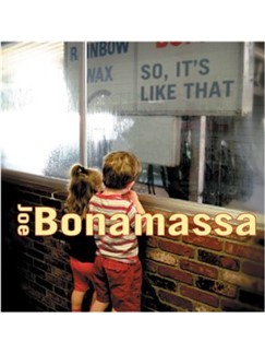 Joe Bonamassa: So, It's Like That Digital Sheet Music | Guitar Tab Play-Along