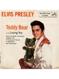 Elvis Presley: (Let Me Be Your) Teddy Bear Digital Sheet Music | Piano & Vocal