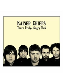 Kaiser Chiefs: Ruby Partituras Digitales | Piano, Voz y Guitarra (Mano-derecha Melodia)