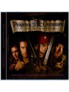 Klaus Badelt: He's A Pirate (from Pirates Of The Caribbean: The Curse Of The Black Pearl) Digital Sheet Music | Easy Piano