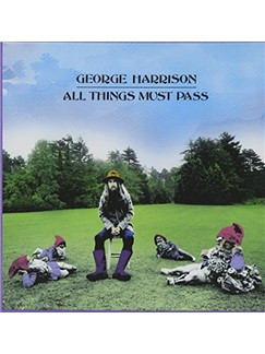 George Harrison: All Things Must Pass Digital Sheet Music | Piano, Vocal & Guitar (Right-Hand Melody)