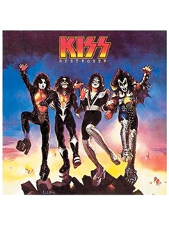 KISS: Shout It Out Loud Digital Sheet Music | Drums Transcription
