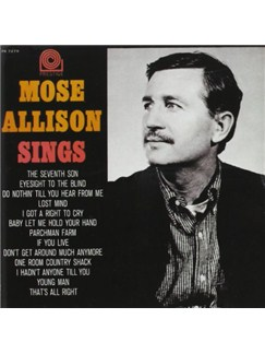 Mose Allison: Young Man Blues Digital Sheet Music | Piano & Vocal