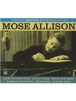 Mose Allison: If You Live Digital Sheet Music | Piano & Vocal