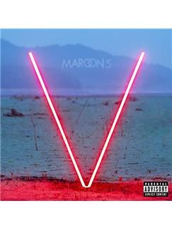 Maroon 5: Animals Digital Sheet Music   Lyrics & Chords (with Chord Boxes)