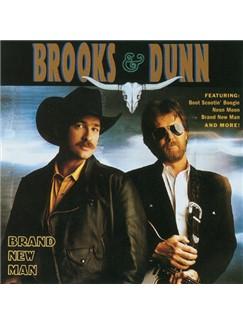 Brooks & Dunn: Brand New Man Digitale Noten | Leicht Gitarre