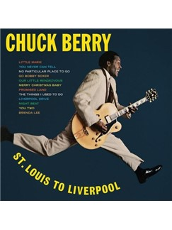 Chuck Berry: No Particular Place To Go Digital Sheet Music | Easy Guitar