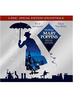 Sherman Brothers: Supercalifragilisticexpialidocious Digital Sheet Music | Piano, Vocal & Guitar (Right-Hand Melody)