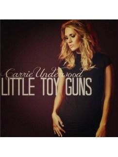 Carrie Underwood: Little Toy Guns Digitale Noten | Klavier, Gesang & Gitarre (rechte Hand Melodie)