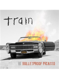 Train: Bulletproof Picasso Digital Sheet Music | Piano, Vocal & Guitar (Right-Hand Melody)