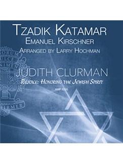 Emanuel Kirschner: Tzadik Katamar Yifrach (Arr. Larry Hochman) Digital Sheet Music | SATB