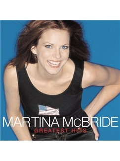 Martina McBride: Blessed Digital Sheet Music | Lyrics & Chords (with Chord Boxes)